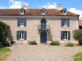 Domain du Pignoulet in Gascony, SW France